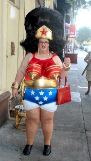 Large Wonder Woman