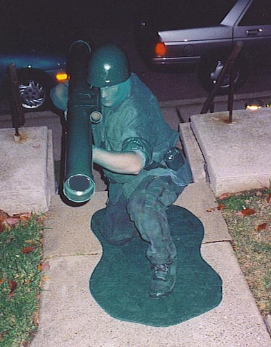 Toy Solider Costume