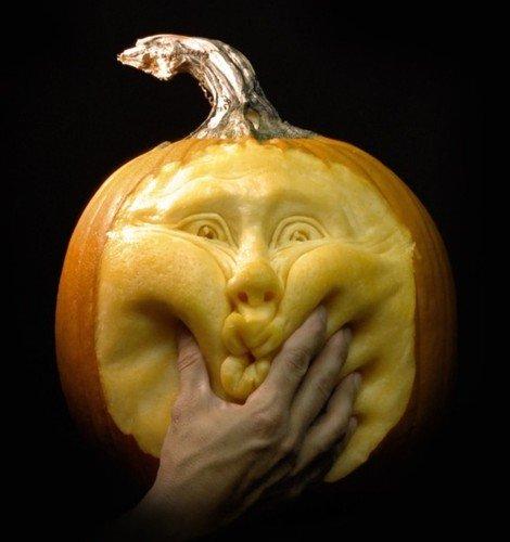 Halloween - Funny Pumpkin