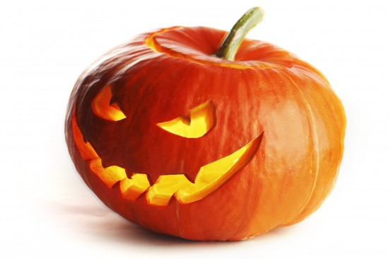Pumpkin With A Evil Laugh