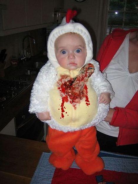 Baby in Alien Halloween Costume  sc 1 st  Funny Halloween Pictures & Baby in Alien Halloween Costume Baby in Alien Halloween Costume ...