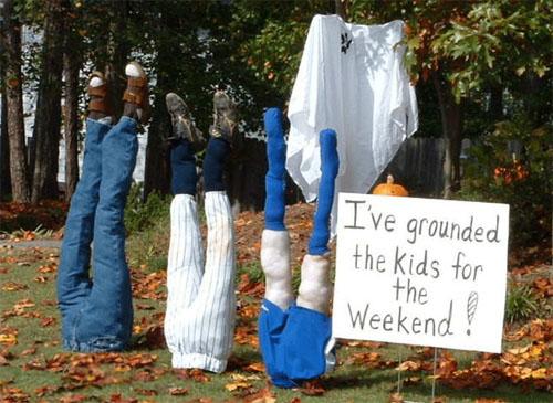 Funny Halloween Prank
