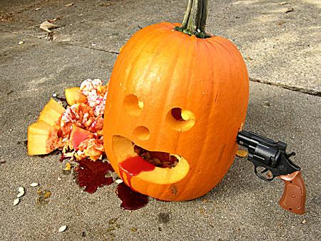 Pumpkin Pranks - Happy Halloween