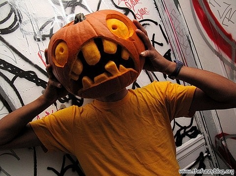 Funny or Scary?? Halloween is Here..