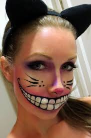 Funny Face Art for Halloween
