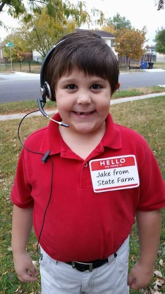 Jake From State Farm Halloween Costume