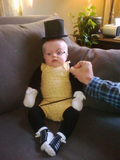 Mr Peanut Halloween Costume
