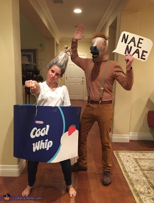 Whip and Nae Nae Halloween Costume
